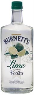 Burnett's Vodka Lime 1.75l